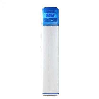 Dedurizator de Apa cu Deferizare Ecosoft Absolute Slim 18L Rasina Ecomix A