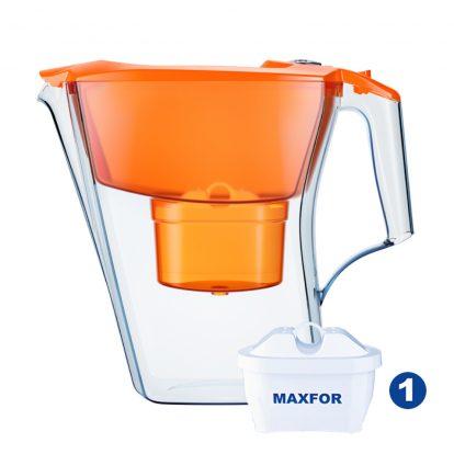 cana-filtrare-aquaphor-orion-28-l-portocaliu-cu-capac-slider-si-contor-mecanic