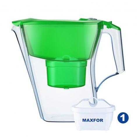 cana-filtrare-aquaphor-orion-28-l-verde-cu-capac-slider-si-contor-mecanic