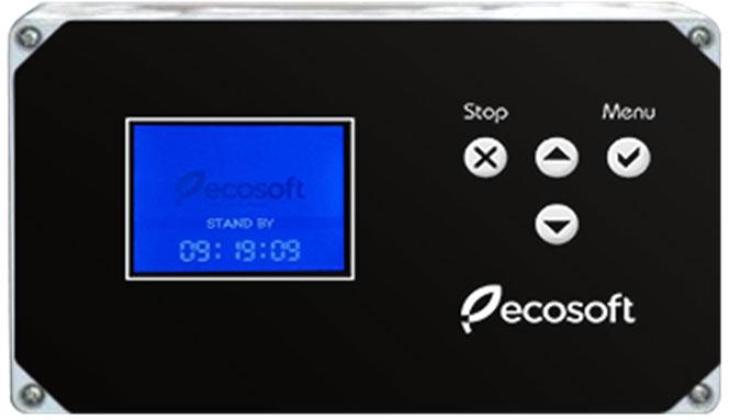 SISTEM INDUSTRIAL DE FILTRARE A APEI CU OSMOZA INVERSA ECOSOFT MO 12000 ECONNECT