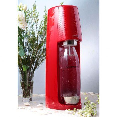 Aparat sifon SPIRIT Red - SodaStream