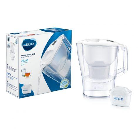 Cana filtranta BRITA Aluna 2,4 LMaxtra+ (white)