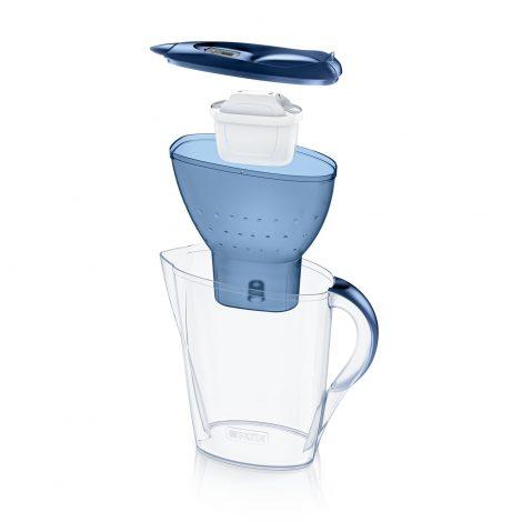 Cana filtranta BRITA Marella 2,4 L Maxtra+ (blue)