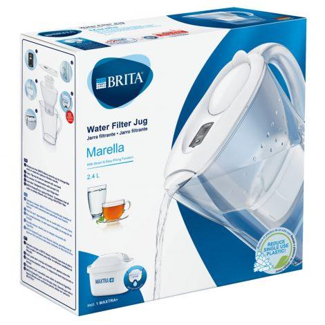 Cana filtranta BRITA Marella 2,4 L Maxtra+ (white)