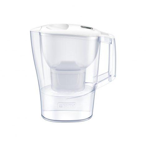 Starter pack BRITA Aluna 2,4 L (white) + 3 filtre Maxtra+