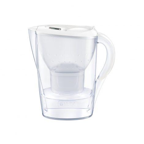Starter pack BRITA Marella 2,4 L (white) + 3 filtre Maxtra+