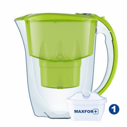 cana-filtrare-aquaphor-amethyst-28-l-verde-cu-capac-slider-si-contor-mecanic