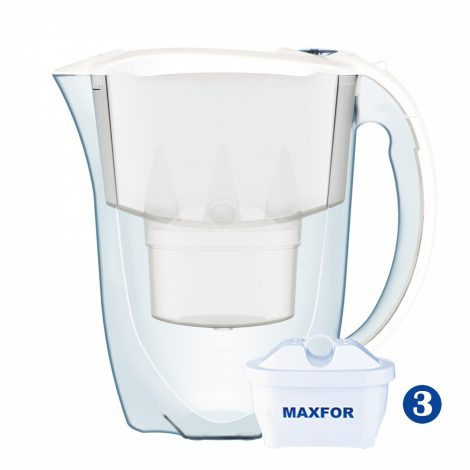 cana-filtrare-aquaphor-amethyst-28-l-alb-cu-3-cartuse-maxfor-b25-cu-capac-slider-si-contor-mecanic