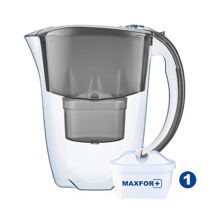 cana-filtrare-aquaphor-amethyst-28-l-gri-cu-1-cartus-maxfor-b25-cu-capac-slider-si-contor-mecanic