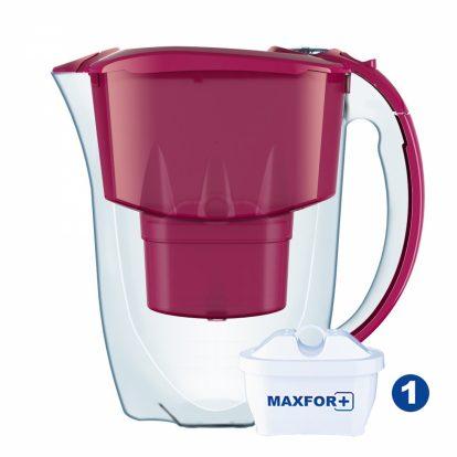 cana-filtrare-aquaphor-amethyst-28-l-visiniu-cu-1-cartus-maxfor-b25-cu-capac-slider-si-contor-mecanic