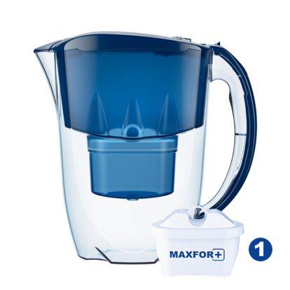 cana-filtrare-aquaphor-jasper-28-l-albastru-cu-1-cartus-maxfor-b25-cu-capac-flip-top-si-contor-mecanic
