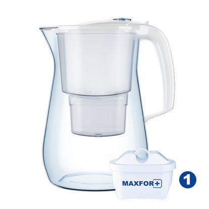 cana-filtrare-aquaphor-onyx-42-l-alb-cu-1-cartus-maxfor-b25-cu-capac-flip-top-si-contor-mecanic