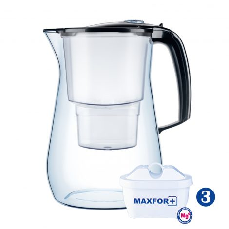 cana-filtrare-aquaphor-onyx-42-l-negru-cu-3-cartuse-maxfor-mg-b25-mg-cu-capac-flip-top-si-contor-mecanic
