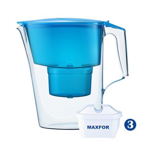 cana-filtrare-aquaphor-time-28-l-albastru-cu-1-cartus-maxfor-b25-cu-capac-flip-top-si-contor-mecanic-copiaza