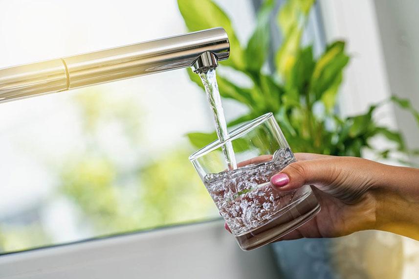 apa potabila la robinet, caracteristici apa potabila