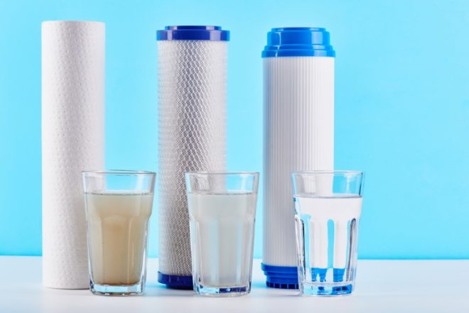 filtre apa, filtrare apa, ultrafiltrarea apei